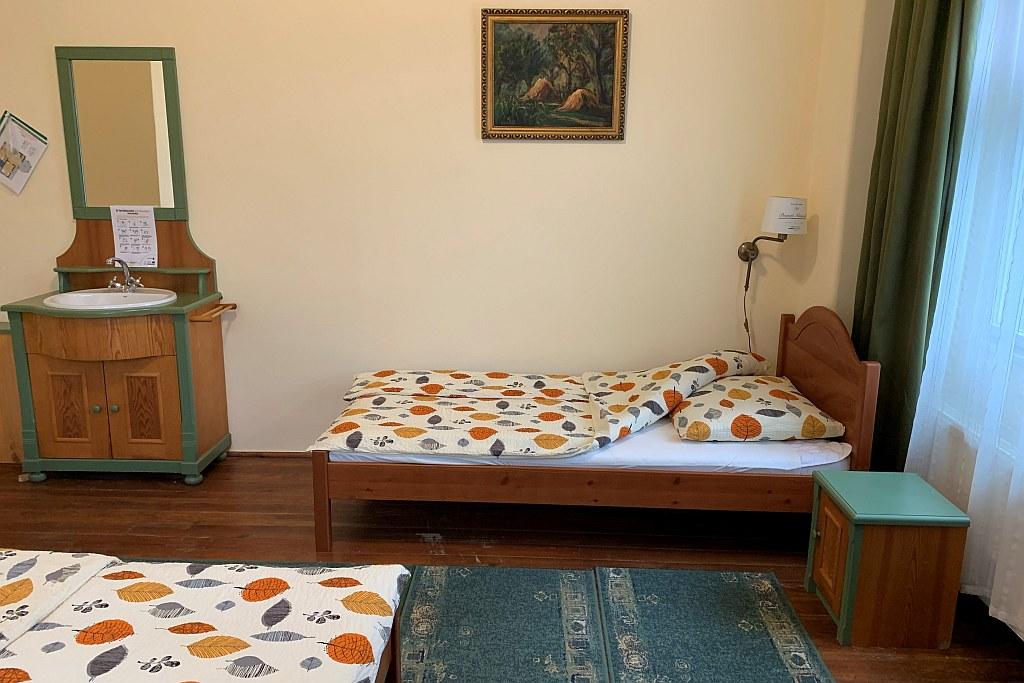 2. szoba egyszemélyes ágy